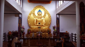 Immagine di Lord Buddha Immagine Stock
