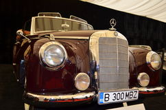 Mercedes Fotografia Stock