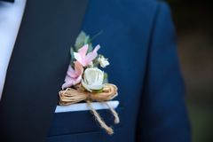 Immagine di progettazione di arte degli album di nozze Immagine Stock Libera da Diritti