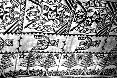 Immagine di riserva della cultura, del ballo, del festival e delle arti della Polinesia Fotografia Stock Libera da Diritti