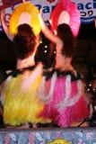 Immagine di riserva della cultura, del ballo, del festival e delle arti della Polinesia Fotografie Stock