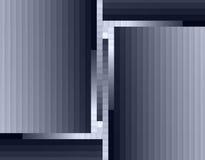 Immagine di riserva della geometria di frattalo illustrazione vettoriale