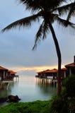 Immagine di riserva di porto Dickson, Malesia fotografia stock