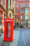 Immagine di riserva di vecchia architettura a Nottingham, Inghilterra Immagine Stock Libera da Diritti