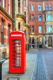 Immagine di riserva di vecchia architettura a Nottingham, Inghilterra immagine stock