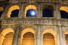 Immagine di Roma: il Colosseum maestoso Immagine Stock Libera da Diritti