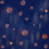 Immagine di sfondo astratta dell'acquerello Immagini Stock Libere da Diritti
