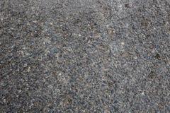 Immagine di superficie alta dell'asfalto di fine nera di struttura Fotografie Stock