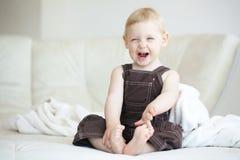 Bambino Fotografie Stock