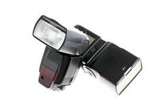 Flash della macchina fotografica Immagine Stock Libera da Diritti