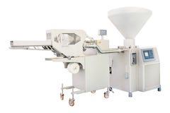Immagine di un'impiantistica per l'industria alimentare Immagini Stock