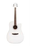 Immagine di una chitarra Fotografia Stock