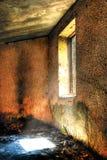 Immagine di una costruzione abbandonata Fotografia Stock Libera da Diritti