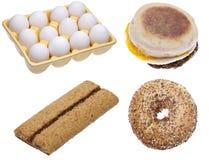 Immagine di varietà della prima colazione Fotografia Stock