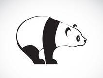 Immagine di vettore di una progettazione del panda Fotografia Stock Libera da Diritti