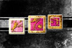 Immagine divertente di colore di progettazione dell'illustrazione astratta di arte royalty illustrazione gratis