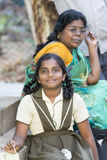 Immagine documentaria editoriale, ritratti degli studenti della scuola Immagine Stock