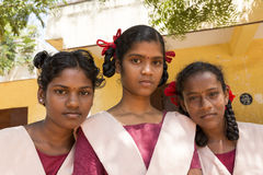 Immagine editoriale indicativa, ritratti degli studenti della scuola Fotografia Stock Libera da Diritti