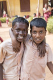 Immagine editoriale indicativa, ritratti degli studenti della scuola Fotografie Stock