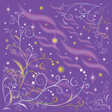 Immagine festiva decorativa illustrazione vettoriale