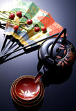 Immagine giapponese di nuovo anno Fotografia Stock