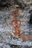 Immagine grafica della sorgente della caverna Immagine Stock Libera da Diritti
