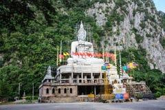 Immagine grande Buddha Fotografia Stock