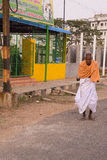 Immagine indicativa editoriale Casa colorata indiano Fotografia Stock