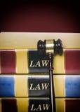 Immagine legale di concetto di legge Fotografie Stock