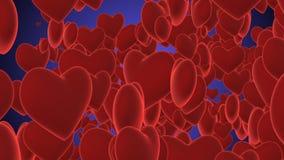 Immagine meravigliosa delle Purple Heart al valor militare Fotografia Stock