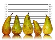 Immagine sana unica di cibo di frutta Fotografia Stock Libera da Diritti