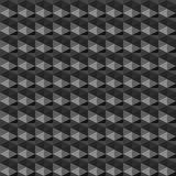 Immagine scura di struttura del fondo del modello di mosaico illustrazione vettoriale