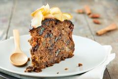 Immagine semplice della torta di mele Fotografia Stock