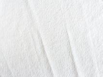 Immagine senza cuciture della coperta di diffusione di bianco Fotografia Stock