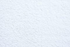 Immagine senza cuciture della parete dipinta irregolare bianca Fotografia Stock