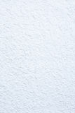 Immagine senza cuciture della parete dipinta irregolare bianca Immagine Stock Libera da Diritti