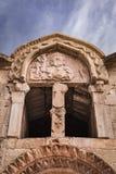 Immagine unica di Dio, monastero di Noravank, Vayots Dzor, secolo dell'Armenia XIII fotografie stock libere da diritti