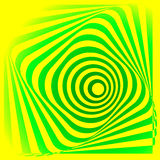 Immagine variopinta astratta di turbinio Fotografia Stock