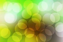 Immagine variopinta del bokeh bella Fotografie Stock