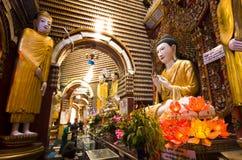 Immagini antiche del Buddha fotografie stock libere da diritti