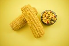 Immagini bollite delle azione del cereale Fotografie Stock Libere da Diritti