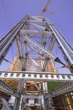 Immagini delle mansioni costruttive nelle attività in corso Fotografia Stock