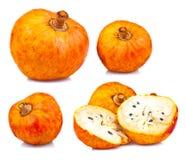 Immagini delle mele cannella o delle cherimolie Fotografie Stock