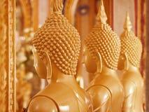 Immagini di Buddha all'interno del tempio thailand Immagini Stock