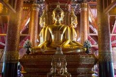 Immagini di Buddha di Wat Phumin Immagine Stock