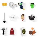 Immagini di Halloween illustrazione vettoriale