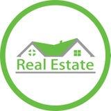 Immagini di logo e del bene immobile Fotografie Stock