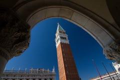 Immagini di San Marco Campanile Fotografia Stock Libera da Diritti