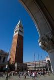 Immagini di San Marco Campanile Immagine Stock