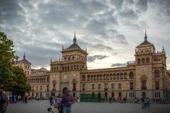 Immagini di una città storica nel centro della Spagna immagini stock